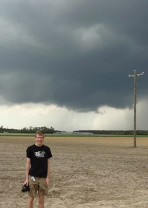 Ricky Matthews storm chasing