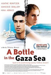 Bottle in Gaza Poster