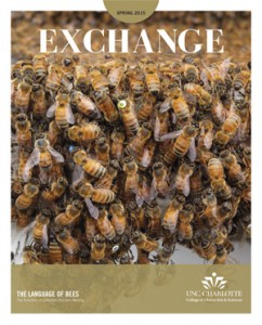 Spring Exchange cover bees