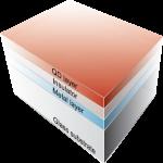 Multi-layer-cartoon